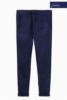 Joules Monaco French Navy Linen Trouser