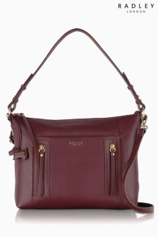 Radley® Burgundy Northcote Road Multiway Bag