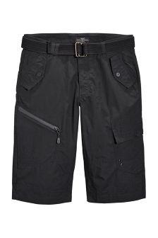 Three Quarter Cargo Shorts