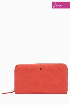 Joules Fairford Purse With Zip Fastening
