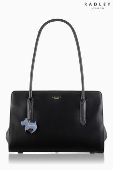 Radley® Black Liverpool Street Tote Bag