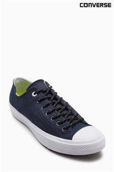 Converse Navy Chuck II Shield