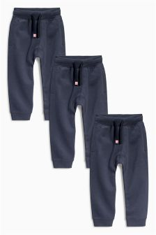 Essential Joggers Three Pack (3mths-6yrs)
