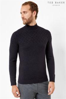 Ted Baker Funnel Neck Jumper