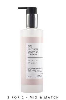 Relaxing Jasmine 250ml Shower Cream