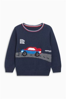 Car Jumper (3mths-6yrs)