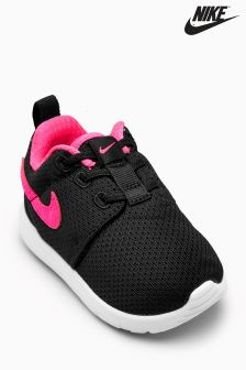 Nike  Black/Pink Roshe One