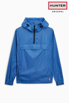 Hunter Original  Blue Packable Cagoule