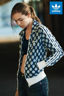 adidas Originals Blue Spot Firebird Track Top
