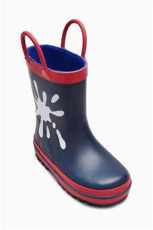 Colour Change Wellies (Younger Boys)