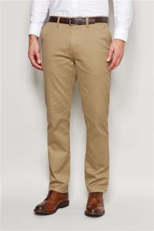 Signature Belted Chinos
