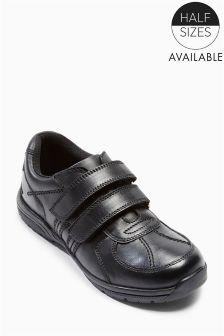 Double Strap Shoes (Older Boys)