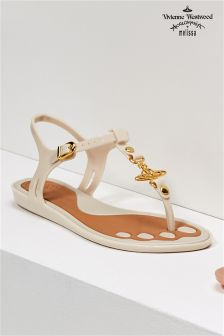 Vivienne Westwood By Melissa Ivory Orb Solar Toe Thong