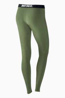 Nike Green Air Legging