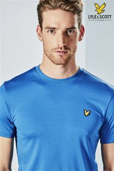 Lyle & Scott Performance Blue Peters T-Shirt