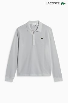 Lacoste® Sport Long Sleeve Slim Fit Polo