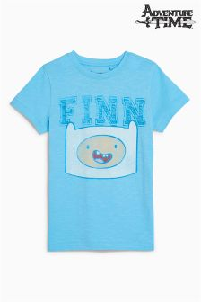 Finn Adventure Time T-Shirt (4-14yrs)