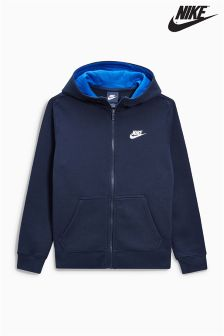Nike Zip Fleece Hoody