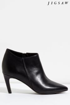 Jigsaw Black Steena Shoe Boot