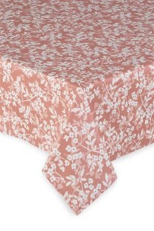 Floral PVC Tablecloth