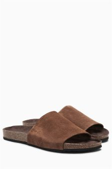 Footbed Sliders