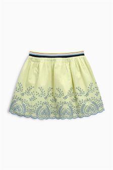 Broderie Skirt (3-16yrs)