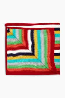 Bold Stripe Blanket (Newborn)