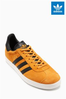 adidas Originals Yellow Gazelle