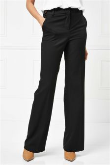 Easy-Flared Trousers
