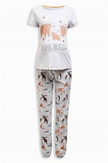 Maternity Bear Hugs Pyjamas