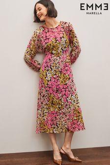 Emporio Armani EA7 Black Visibility Crew