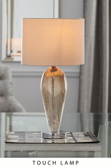 Ombre Touch Table Lamp