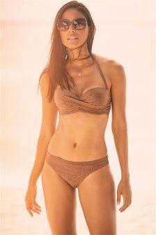 Bandeau Bikini Top