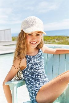 Floral Ditsy Swimsuit (3-16yrs)