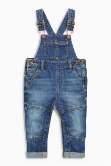 Authentic Dungarees (3mths-6yrs)
