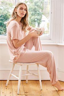 Mink Pyjama Set