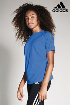adidas Blue Train Cool Tee