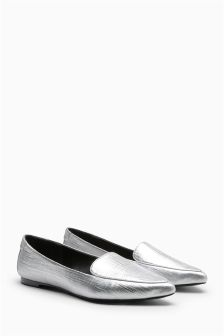 Pointed Slipper Shoes