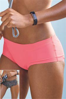 No VPL Smoothing Shorts Two Pack