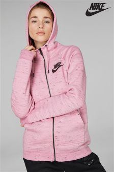 Nike Pink Rally Hoody