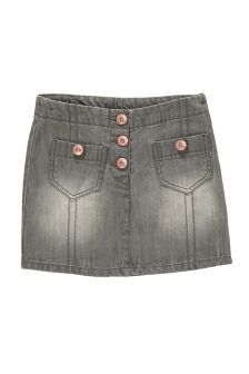 Denim Pocket Skirt (3-16yrs)