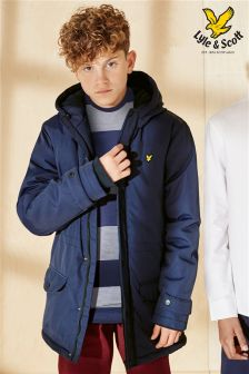 Lyle & Scott Longline Jacket
