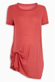 Maternity Tuck T-Shirt