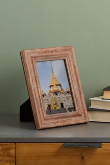 Salvage Wood Effect Frame