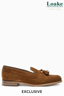 Loake Suede Loafer