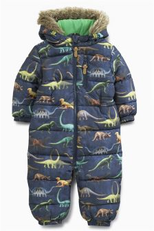 Dinosaur Snowsuit (3mths-6yrs)