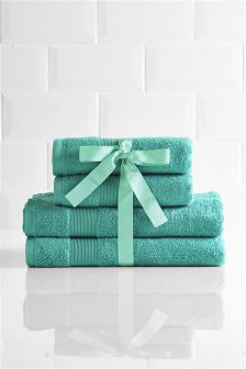 4 Piece Towel Bale Studio Collection By Next
