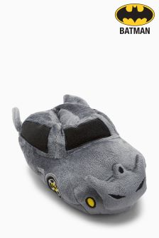 Batmobile 3D Slippers (Older Boys)