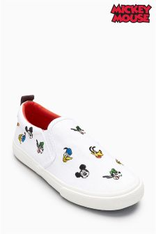 Mickey Mouse™ Slip-On Shoes (Younger)