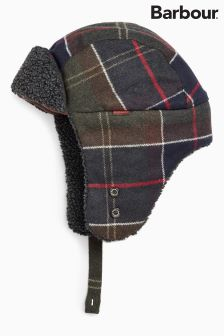 Barbour® Classic Tartan Shiel Trapper Hat